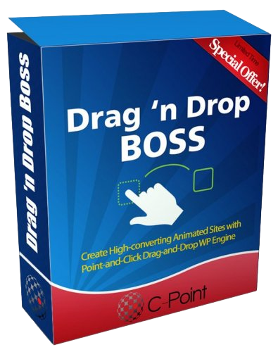 Drag 'n Drop Boss