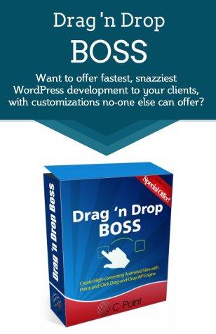 Drag and Drop Boss