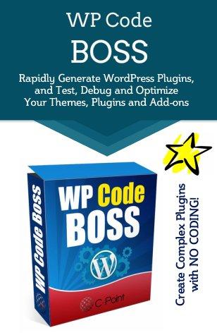 WP Code Boss