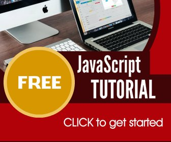 FREE JavaScript Tutorial