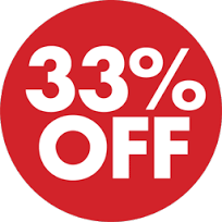 33% off when purchased in a bundle!