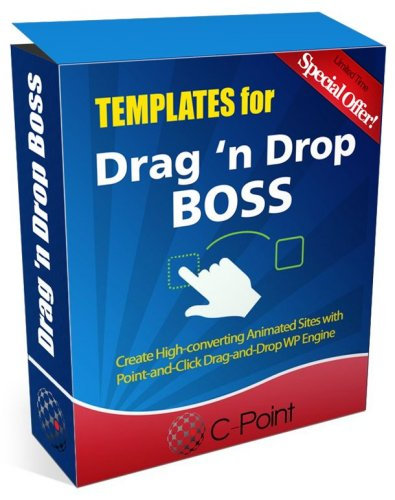 Drag 'n Drop Boss Premium Templates