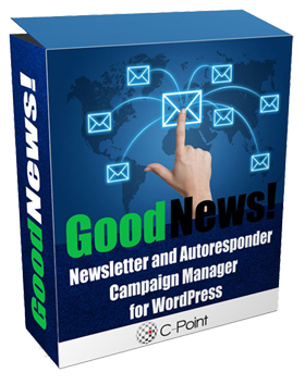 GoodNews Newsletter and Autoresponder Manager for WordPress