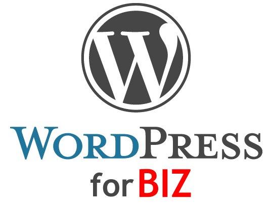 WordPress for Biz
